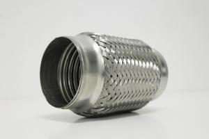 Flexrohr Edelstahl L 150mm 60mm mit Interlock