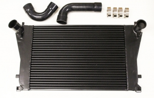 Ladeluftkühler Kit für Audi S3 8V, Seat Leon 5F, Skoda Octavia, Golf 7 R 50mm plug and play