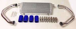 Front Ladeluftkühler Kit für Audi S3 8L, TT 8N 550x230x65mm plug & play