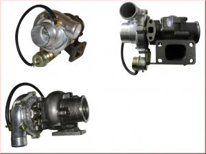 Turbolader T3/T4 400PS mit Wastegate 60A/R-63A/R 360° Renngelagert T3 Flansch