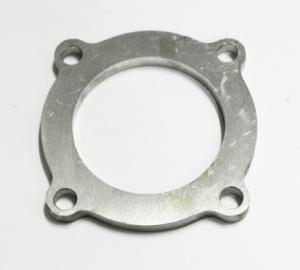Flansch für Hosenrohr 1.8T passend für K03 oder K04-001 Turbo aus Edelstahl 10mm stark