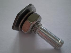 Quick Tap für Silikonschläuch Unterdruckanschluss 6mm