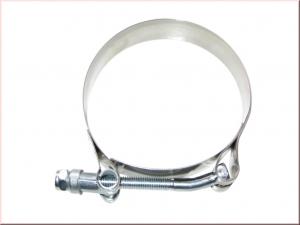 Schelle HD-Breitbandschelle 71-63mm für 57-60mm Silikon aus Edelstahl 19mm breit