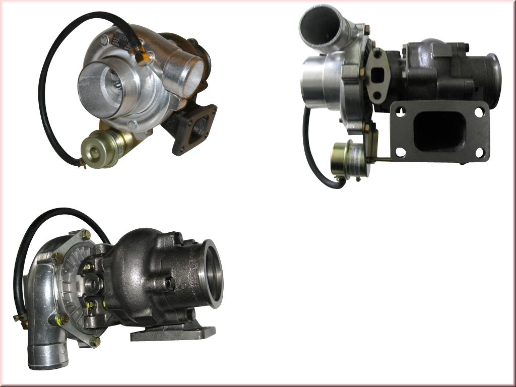 VR6 Turbokit komplett bis 300PS T3/t4