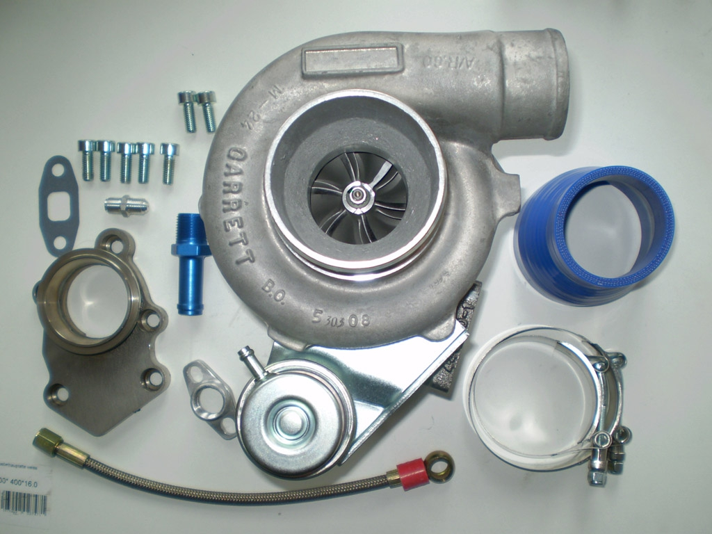 Turbo Kit Turbocharger Upgrade Garrett Gt2871r 400hp Fiat
