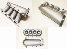 Ansaugbrücke für VAG 1.8T A3, S3, Seat Leon Cupra R, Golf 4 für quer eingebaute Motoren