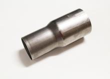 Reduziermuffe Stahl 76mm innen (79mm außen) auf 57mm innen (60mm außen)  L 150mm