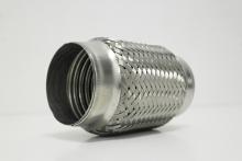 Flexrohr Edelstahl L 150mm 70mm mit Interlock