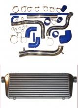 Ladeluftkühler Kit für Golf 4 R32 Turbo 2.8L 24v