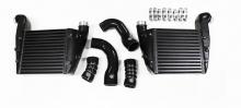 upgrade Ladeluftkühler/intercooler für Audi RS6 4F 5.0 TFSI 255x280x95mm