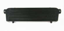 Ladeluftkühler 550x180x65mm Alu  - Anschlüsse 63,5mm intercooler schwarz