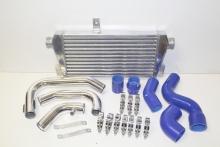 Ladeluftkühler kit für Passat 3BG 5B GP 1.8T bis 10% Mehrleistung ø 51mm Rohrdurchmesser