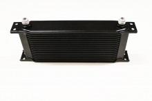 Ölkühler 13 Reihen 330x92x50mm - D08 schwarz