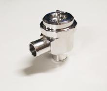 Forge Pop off Ventil FMDV008 Bypass Ventil 25mm Anschluss - schwarz