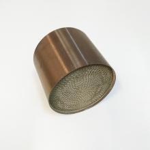 Metallkat Monolith Metallsubstrat-Katalysator 200 Zellen ø 110mm Länge 100mm