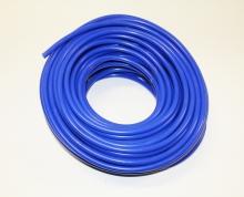 Silikonunterdruckschlauch ø 4mm innendurchmesser Länge 1 Meter blau