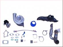 Turbo kit Fiat Coupe 20v Turbo bis 450PS  GT3082HF + Krümmer + WG bis 450PS