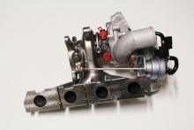 Borgwarner KKK Turbolader K04-064 53049880064 für Umbau Golf 6 GTI IHI umgeschweißt
