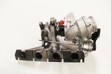 Turbolader upgrade Hybrid K04-064 für 2.0 TFSI Audi S3, TTS, Golf 6 R GTI, Cupra R bis 420PS 53049880064 kugelgelagert