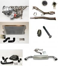 upgrade Turbo Kit 2.0 TFSI A3 S3 8P, TT 8J, Leon 1P, Octavia 1Z, Golf 5, 6 R, GTI, Scirocco, T6, EOS mit TÜV bis 380PS