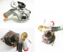 upgrade Turbolader K04-001 53049500001 für Audi A3 1.8T, Golf 4 1.8T bis 260PS Verdichterrad 54>42mm