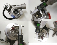 Turbolader K04-015 für Audi A4, A6 1.8T, Passat 1.8T bis 240PS