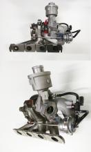upgrade Turbolader Borgwarner bis 400PS für Audi A4 B7, B8, A5 8T, 8F u. Seat Exeo 3R VAG längs Motoren