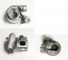 Turbolader GTX2871R 500PS Wastegate 60>64A/R 360° Renngelagert T25