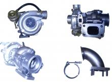 Turbokit / Turbolader T3 für Fiat/Lancia Coupe 16v 8vTurbo delta integrale