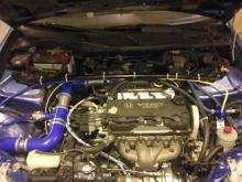 Turbokit Honda D15 + D16 Civic del Sol CRX bis 250PS einbaufertig