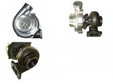 Turbolader GTR-510 (GT3076, GT30) 510PS 70A/R-82A/R 360° Renngelagert T3 Flansch