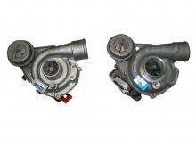 Borgwarner upgrade Turbolader KKK K04-015 K06 für Audi A4, A6 1.8T, Passat 1.8T Verdichterrad 60>46,5mm  bis 300PS