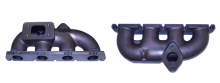 Turbokr?mmer TFSI 2.0 Liter Golf 5 mit T3 Flansch + WG Nickelguss Turbo Kr?mmer