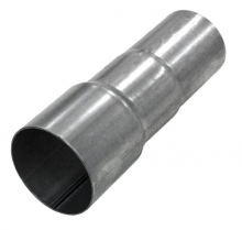 Edelstahlrohr Reduzierung 76>67>64mm L 150mm