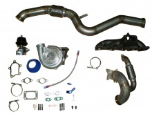 Turbokit  Fiat Coupe 20vt bis 400PS  GT3076 + Downpipe + Kr�mmer + WG bis 400PS