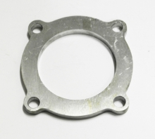 5x Flansch für Hosenrohr 1.8T passend für K03 oder K04-001 Turbo aus Edelstahl 10mm stark