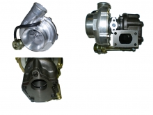 Turbolader GT-2571 (GT25) 380PS T25 Wastegate 70A/R-49A/R 360° Renngelagert