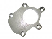 Flansch für Hosenrohr für GTR-25 GTR-2571 mit 49A/R Abgasgehäuse aus Edelstahl