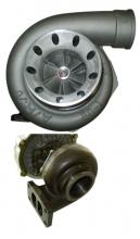 Turbolader GTR-650 HF (GT3584, GT35, GT35/40) 650PS 70>82A/R 360° Renngelagert