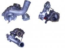 Borgwarner upgrade Turbolader KKK K04-001 für Audi A3 1.8T, Golf 4 1.8T  Verdichterrad 60>46,5mm bis 300PS