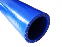 Silikonschlauch ø 22mm innendurchmesser 1 meter blau 3 lagig 3,5mm Wandstärke