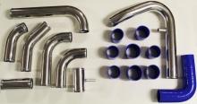 Ladeluftkühler kit für Toyota MR2 W2 Celica Ladeluftkühler Rohre Intercooler Pipe