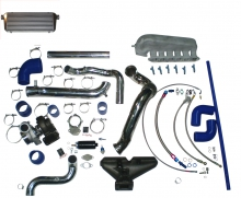 R32 V6 24v Turbokit komplett Garrett GT35/40 bis 515PS plug and play