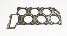 Metall Zylinderkopfdichtung mit Verdichtungsreduzierung R32 8,0:1 4,65mm Reinz / Elring