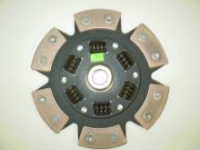 Sportkupplung Sinterscheibe für VW 16v G60 VR6 380PS - 470NM - 28 Zähne 228mm