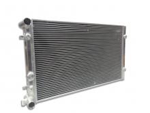 Alu Wasserkühler für Audi TT, A3, Leon 1M, VW Bora, Golf 4 1.8T, 1.9TDI aus Aluminium Netz L 650mm x H 400mm x T 50mm
