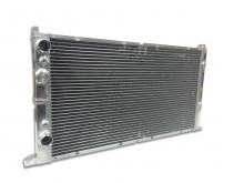 Alu Wasserkühler für Golf 3 VR6 (Turbo) 2.8L 2.9L aus Aluminium Netzmaße L 620mm x H 345mm x T 42mm