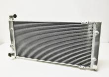Alu Wasserkühler für Golf 2 / Corrado VR6 (Turbo) 2.8L 2.9L aus Aluminium Netzmaße L 630mm x H 310mm x T 40mm
