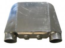 wassergekühlter Ladeluftkühler bis 1000PS 89mm Anschlüsse wassergekühlt