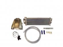wassergekühltes Ladeluftsystem bis 650PS 76mm Anschlüsse Ladluftkühler